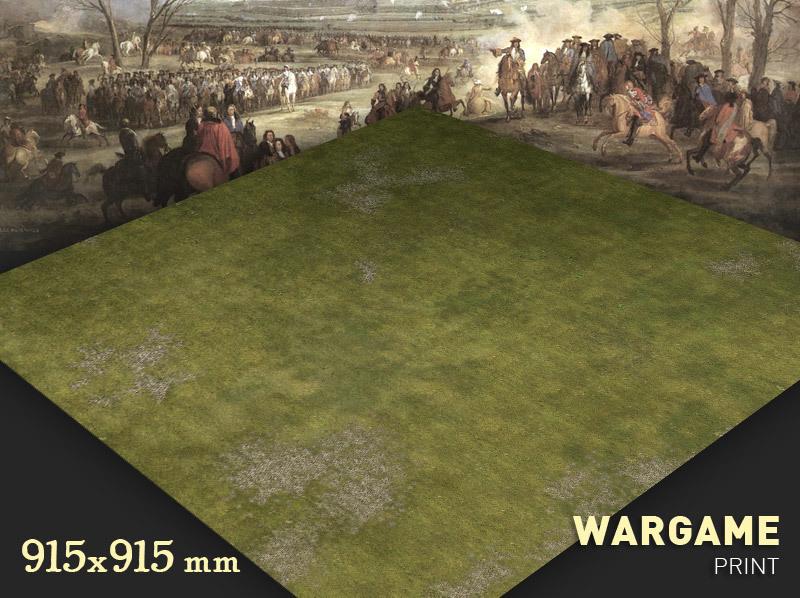 Grass 3x3 feet