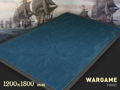 Sea  6 x 4 feet