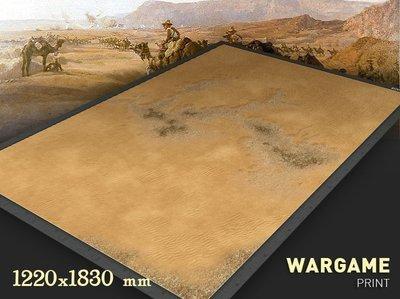 Desert 6x4 feet