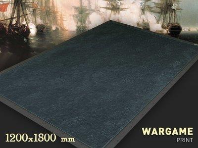 Dark Sea Mat 6x4 feet
