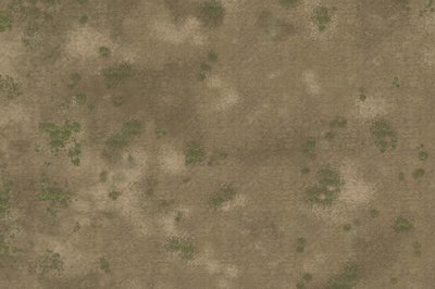 Dusty Grass 6x4 cloth