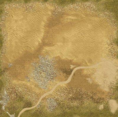 Desert Scrub 3x3