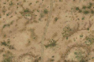 Arid Green 6x4 feet mat