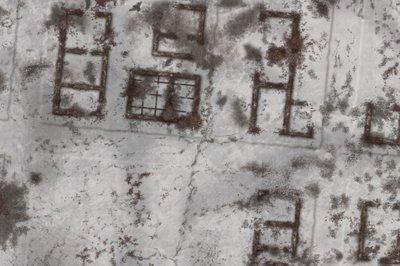 Stalingrad 6x4 feet wargaming cloth