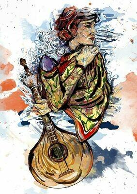 Cantantes Malditas (5 láminas)