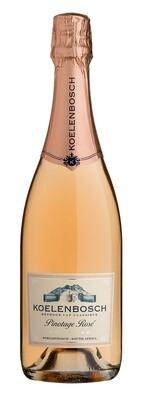 Koelenbosch Pinotage Rosé Methode Cap Classique 2018 (per 12 bottle case)