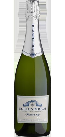 Koelenbosch Chardonnay Methode Cap Classique 2018 (per 12 bottle case)