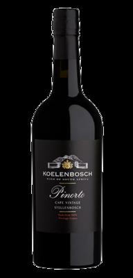 Koelenbosch Pinorto 2018 (per bottle)
