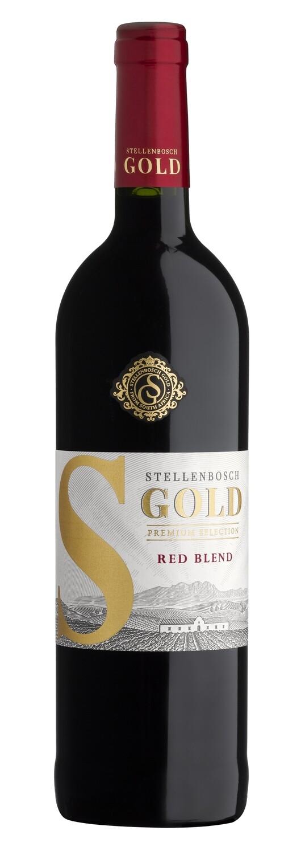 Stellenbosch Gold Red Blend 2018 (per bottle)