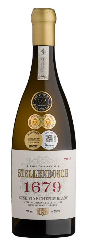 Stellenbosch 1679 Bush Vine Chenin Blanc 2019