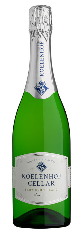 Koelenhof Sauvignon Blanc Vin-Sec 2020 (per 12 bottle case)