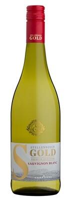 Stellenbosch Gold Sauvignon Blanc 2021 (per 12 bottle case)