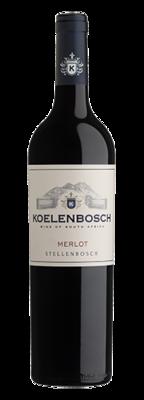 Koelenbosch Merlot 2018 (per 12 bottle case)