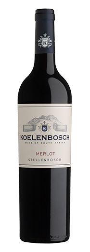 Koelenbosch Merlot 2018 (per bottle)