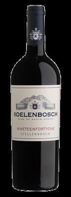 Koelenbosch Nineteenfortyone 2018 (per bottle)