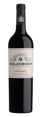 Koelenbosch Pinotage 2018 (per 12 bottle case)