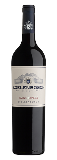 Koelenbosch Sangiovese 2019 (per 12 bottle case)