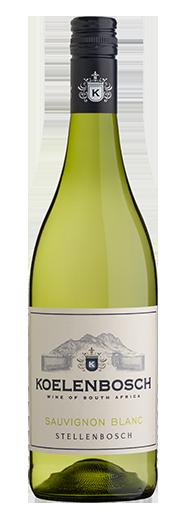 Koelenbosch Sauvignon Blanc 2021 (per 12 bottle case)