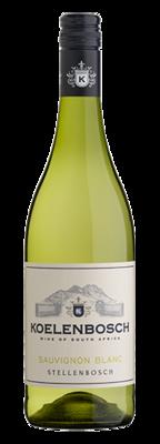 Koelenbosch Sauvignon Blanc 2020 (per 12 bottle case)