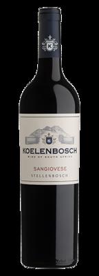 Koelenbosch Sangiovese 2019 (per bottle)