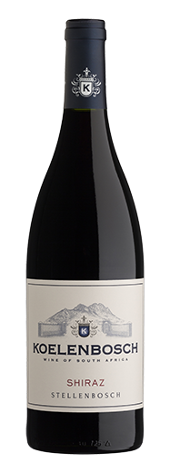 Koelenbosch Shiraz 2018 (per bottle)