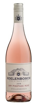 Koelenbosch Dry Pinotage Rosé 2020 (per 12 bottle case)