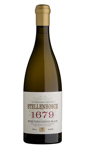 Stellenbosch 1679 Bush Vine Chenin Blanc 2017