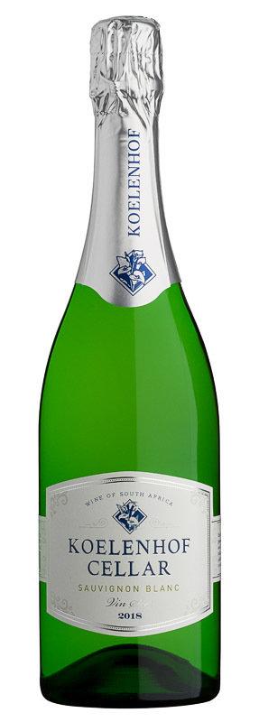 Koelenhof Sauvignon Blanc Vin-Sec 2018 (per 12 bottle case)