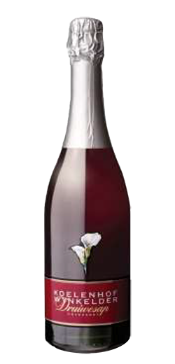 Red Sparkling Grape Juice (cork) (per 12 bottle case)
