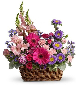 Nice day basket