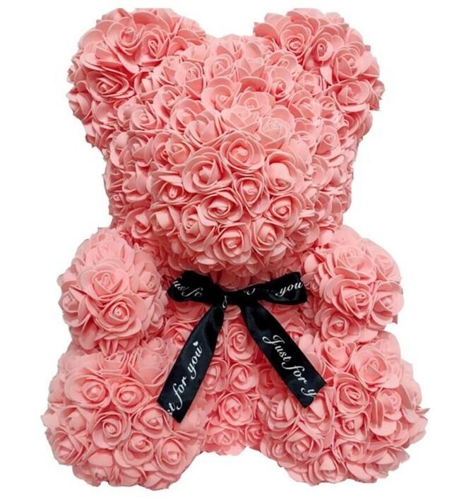 TEDDY BEAR ROSES-ORSETTO DI ROSE