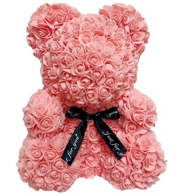 TEDDY BEAR ROSES-ORSETTO DI ROSE
