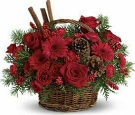 Red Pines Basket