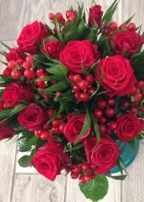 BOUQUET ROUGE