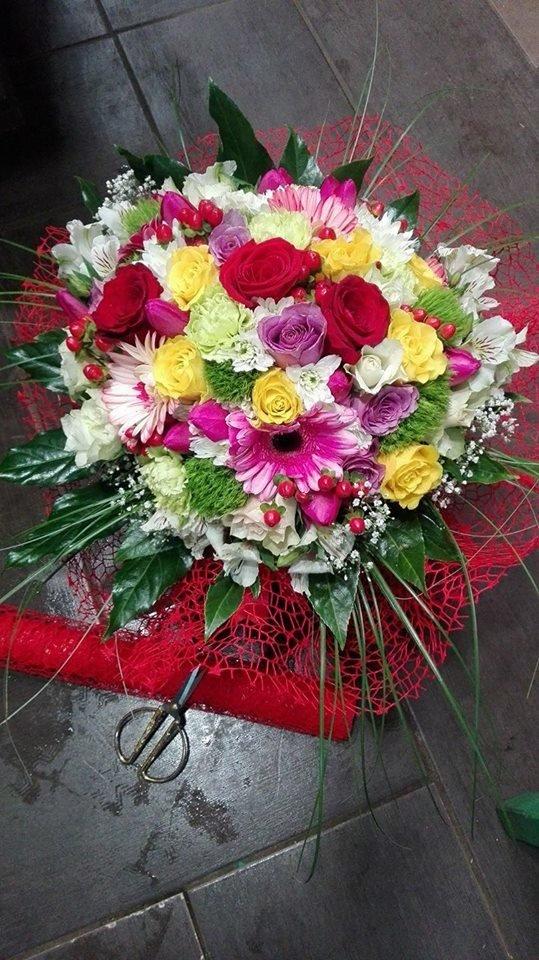 BIG BOUQUET, Composizione di fiori misti