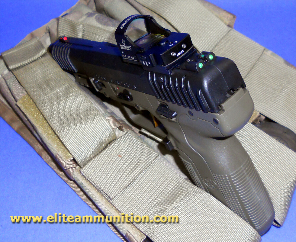 DT-CAOS Five seveN Red Dot Mounting System Burris FastFire, Doctor, Vortex Viper/Venom