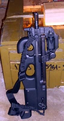 Elite Ammunition Quick Disconnect Black Set Front and Rear