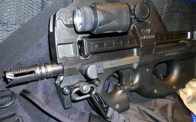 Elite Ammunition Quick Disconnect Black FRONT ONLY