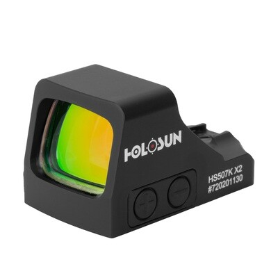 DT-CAOS Five seveN Red Dot Mounting System Holosun 507K