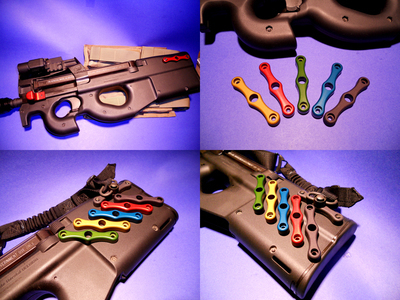 GREEN Elite Ammunition Quick Disconnect Rear