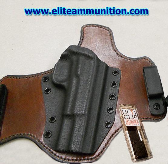 EA Left Five Hand Seven Hybrid IWB Holster