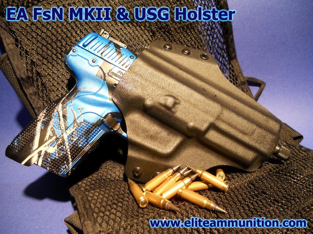 EA Left Hand Five Seven MKII OWB Kydex Holster