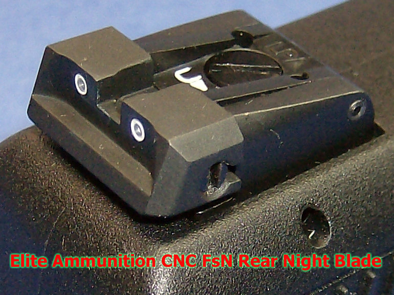MK2 SIGHTS Adjustable Night Sights