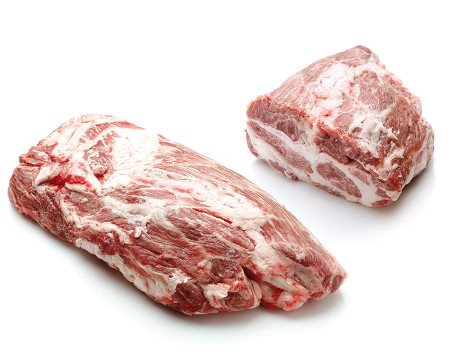 IBERICO PORK COLLAR - SPAIN - $4.30 PER 100 GMS