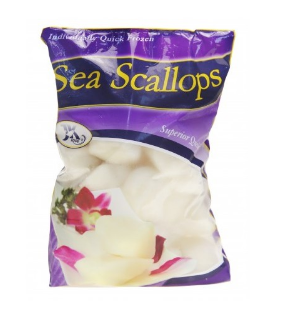 CANADIAN SCALLOPS - $25/PACK