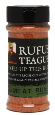 RUFUS TEAGUE MEAT RUBS