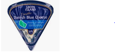 GREEN ISLAND DANISH BLUE CHEESE