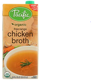 ORGANIC FOODS CHICKEN BROTH