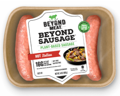 BEYOND SAUSAGE HOT ITALIAN