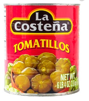 GREEN TOMATILLO - MEXICO